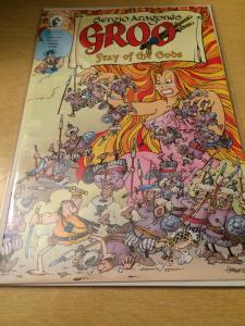 Sergio Aragones Groo: Fray of the Gods #2