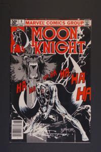 Moon Knight #8 June 1981
