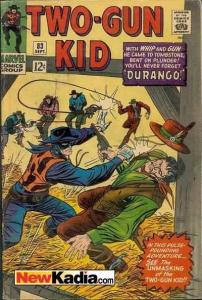 Two-Gun Kid #83, VG+ (Stock photo)