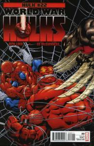 Hulk (4th Series) #22 VF; Marvel | save on shipping - details inside