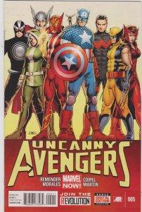 Uncanny Avengers #5 (2013)