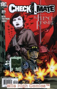 CHECKMATE (2006 Series) #21 Very Fine Comics Book