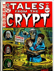Tales From the Crypt #11 Magazine Size - EC reprints - 1989 - NM