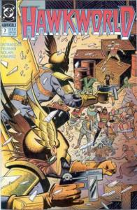 Hawkworld (1990 series) #7, NM- (Stock photo)