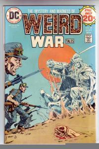 Weird War Tales #29 (Sep-74) VF/NM High-Grade