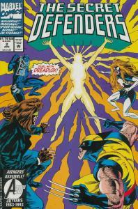 Secret Defenders #2 VF/NM; Marvel | save on shipping - details inside