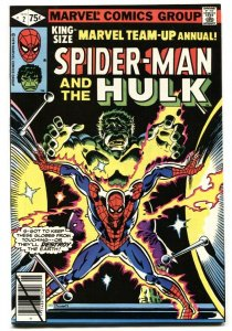Marvel Team-Up Annual #2  comic book  Hulk 1979 NM-