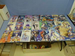 Kia Asamiya's Nadesico CPM Manga Comic Books Issues #1 to #26 MINT SEE!!
