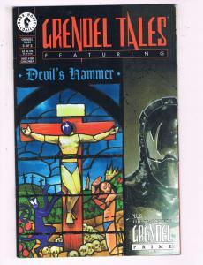 Grendel Tales Feat. Devils Hammer #3 VF Dark Horse Comics Comic Book DE19