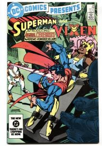 DC Comics Presents #68 1984 comic book 2nd appearance of VIXEN