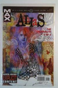 Alias #17 (2002) Marvel 9.2 NM- Comic Book