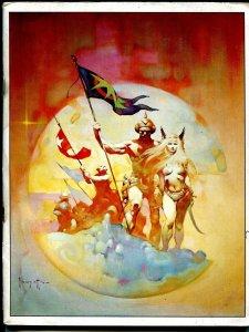 Graphic Gallery-Catalog of Original Art For Sale #5 1975-Frazetta-Barks-Capp-G