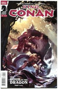 KING CONAN Hour of the Dragon #4, NM, Truman, Giorello, 2013,more Conan in store