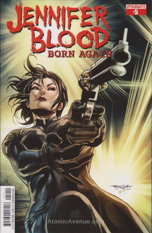 Jennifer Blood: Born Again #5 VF/NM; Dynamite | save on shipping - details insid