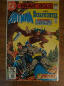 DC Comics The Brave and the Bold #171 Batman and Scalphunter VF+