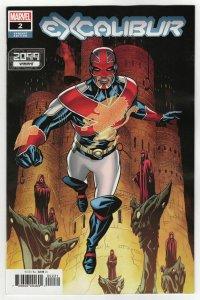 Excalibur #2 Mckone 2099 Variant (Marvel, 2020) NM