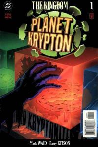 Kingdom Planet Krypton #1, NM + (Stock photo)