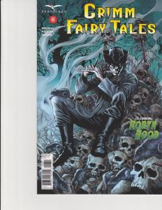 Robyn Hood Ongoing #5 Cover C Zenescope Comic Grimm Fairy Tales GFT NM Ehnot