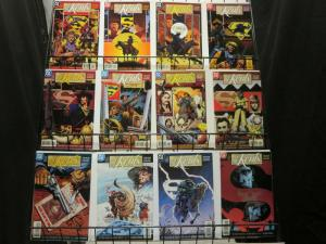 KENTS  (1997 DC) 1-12 complete series  TIMOTHY TRUMAN