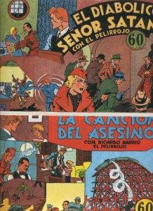 Ricardo Barrio, coleccion facsimil (W.Gould)
