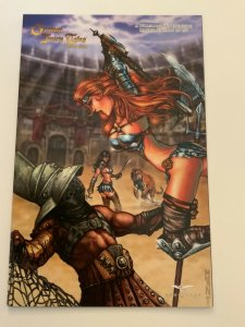 GRIMM FAIRY TALES #62 GLADIATOR NICE COVER LIMITED TO 150 COPIES NM.