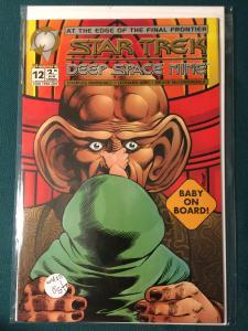 Star Trek Deep Space Nine #12 Malibu Comics