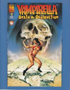 Vampirella Death and Destruction #3 NM
