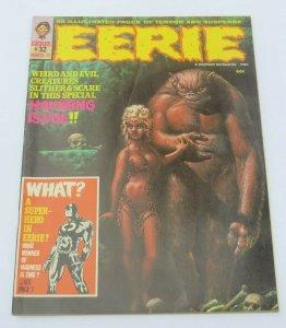 Eerie #32 VG/FN 1970 Bronze Age Horror Magazine Haunted Strange Weird and Evil