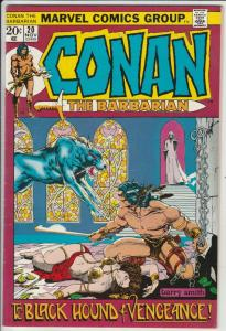 Conan the Barbarian #20 (Nov-72) VF/NM High-Grade Conan the Barbarian
