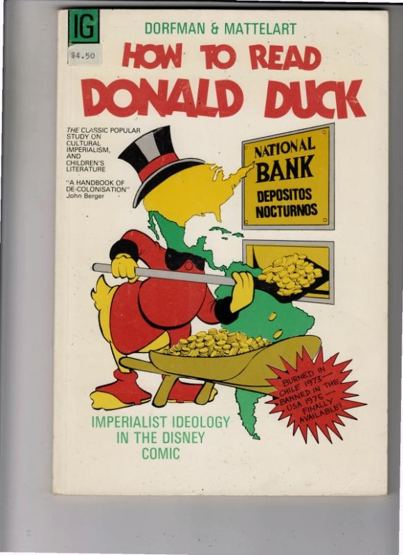 How To Read Donald Duck #1 (May-76) FN/VF Mid-High-Grade Uncle Scrooge, Donal...