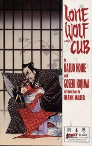 Lone Wolf and Cub (1987 series) #6, NM