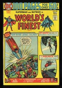 World's Finest Comics #225 NM- 9.2