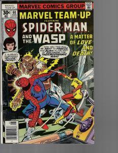 Marvel Team-Up #60 (Marvel, 1977) VF-