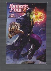Fantastic Four #35 Variant