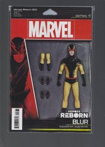 Heroes Reborn #3 Variant