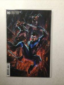 Nightwing 75 Near Mint Nm Variant Dc Comics