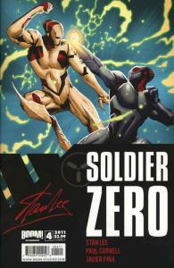 Soldier Zero #4A VF/NM; Boom! | save on shipping - details inside