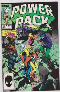 Power Pack #12