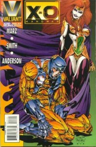 X-O Manowar (1992 series) #47, NM- (Stock photo)