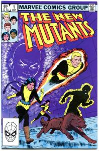 NEW MUTANTS #1 2 3 4 5 6 7 8 9 10-86 + Ann #1-3 + more, NM-, 94 issues, 1983