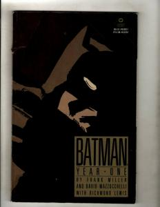 Batman Year One DC Comics TPB Graphic Novel Comic Book Frank Miller SM8