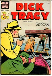 Dick Tracy  #83 1955-Harvey-Chester Gould-G/VG