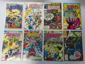 Avengers (1st Series) Annual:#14-22, 8 Different (1985-1993)