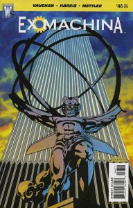 Ex Machina #46 VF/NM; WildStorm | save on shipping - details inside