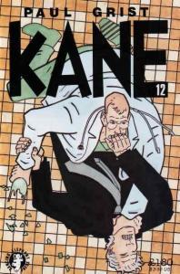 Kane #12 VF/NM; Dancing Elephant | save on shipping - details inside
