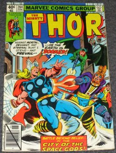 The Mighty Thor #284 -1979