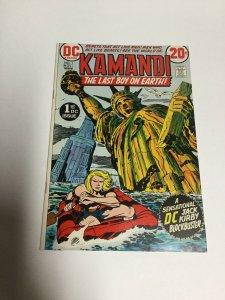 Kamandi Last Boy On Earth 1 Vf Very Fine 8.0 DC Comics