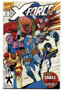 X-FORCE #8 Cable comic book FIRST Wild Pack NM-