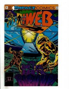 The Web #4 (1991) YY5