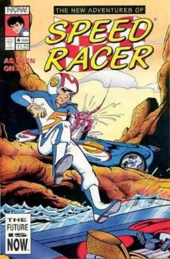 New Adventures of Speed Racer, The #4 FN; Now | save on shipping - details insid